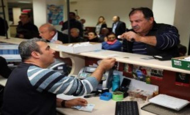 Konak Belediyesi Vezneleri Hafta Sonu Da Açık