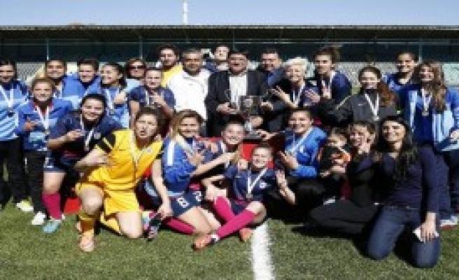 Konak Belediyespor Uefa'da 1'inci Torbada