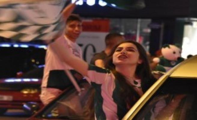 Konya'da Süper Kupa Sevinci
