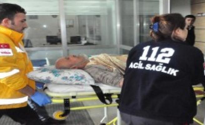 Konya'da Yaşlı Çift, Sobadan Zehirlendi