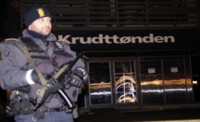 Kopenhag'da Bomba Paniği!