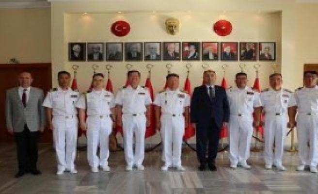 Koreli Denizcilere Özel İlgi