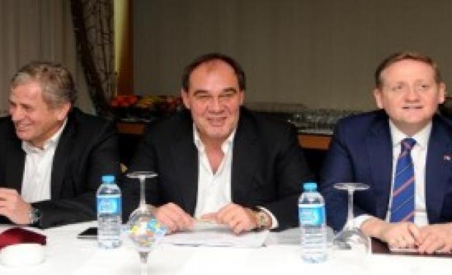 Kulüpler Birliği Antalya'da Toplandı