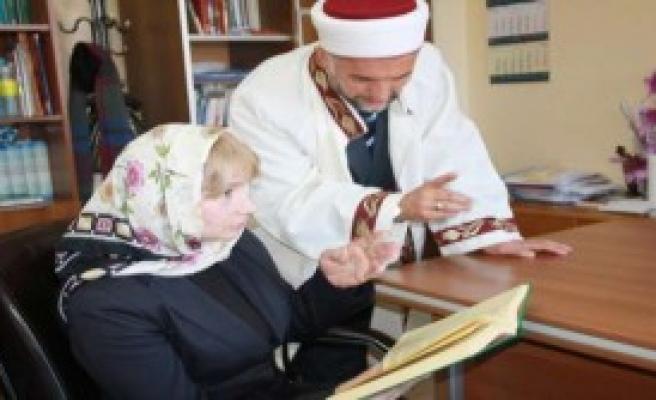 49 Yaşında Müslüman Oldu!