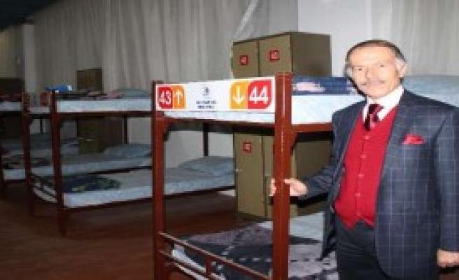 Kurban Satıcılarına Otel Konforu