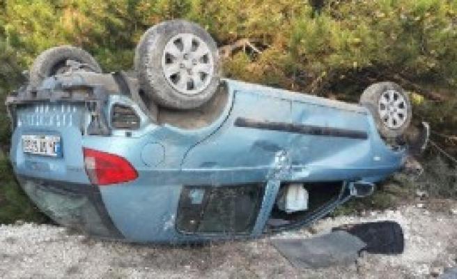 Kütahya'da Kaza: 7 Yaralı