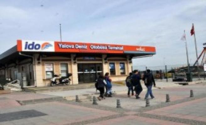 Lodos Yalova'da da Seferleri Vurdu