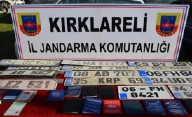 Lüks Otomobil Baskına 3 Tutuklama