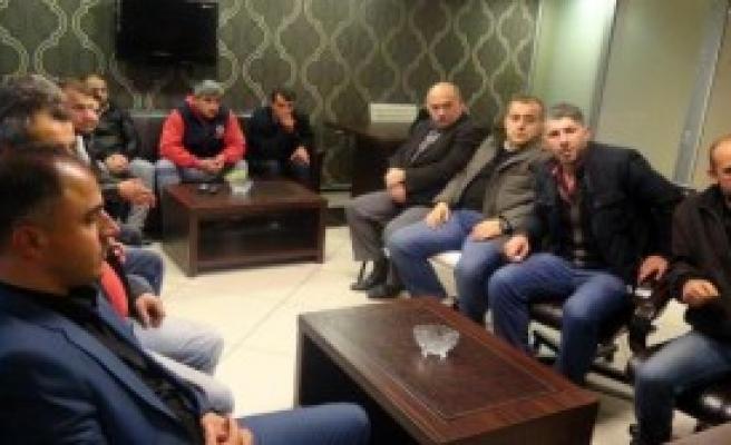 Madenciler, AK Parti'den Destek İstedi