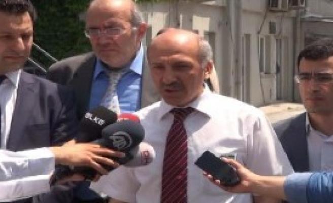 Mahkeme Mavi Marmara'da İnceleme Yaptı