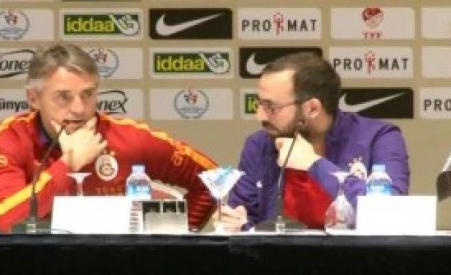Mancini: 'Türk Futbolu Biraz Geride Kalmış'
