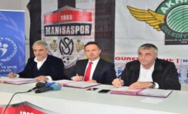 Manisa 19 Mayıs Stadı Kiralandı