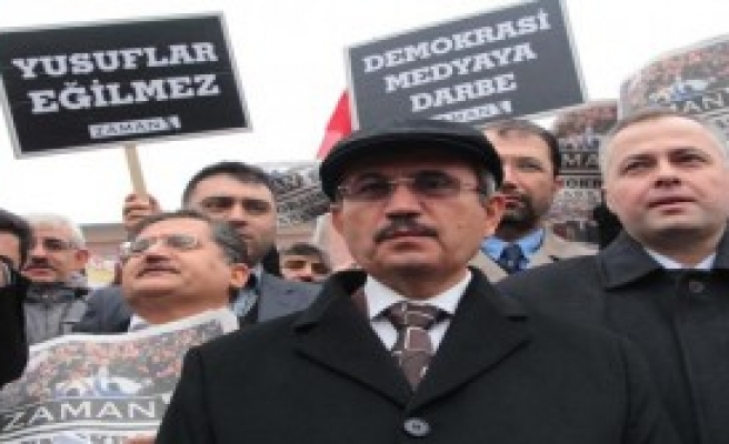 '14 Aralık' Protestosu