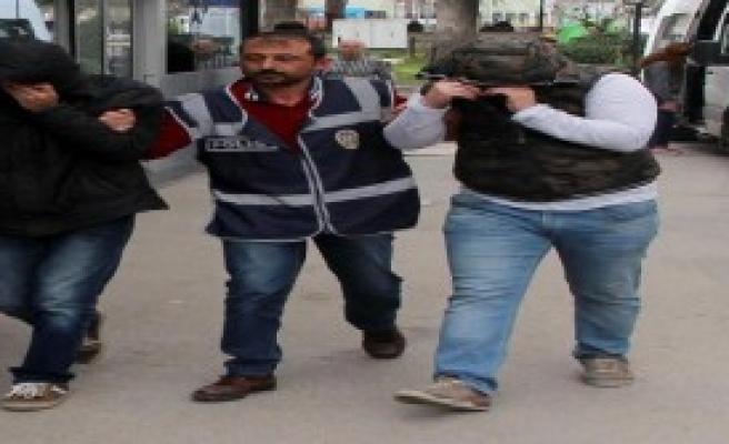 Fuhuş Operasyonu: 21 Gözaltı