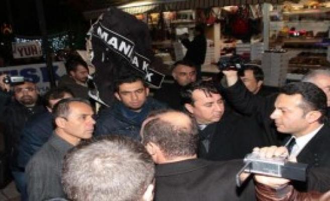 CHP Ve Kesk'ten 17 Aralık Yürüyüşü