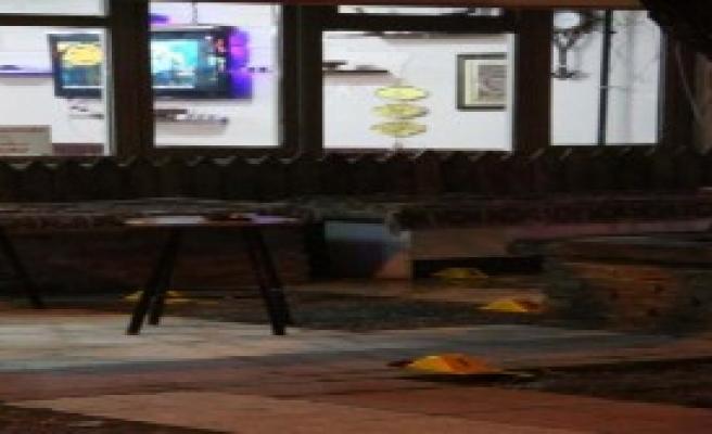 Manisa'da Kahvehaneye Ateş Açıldı