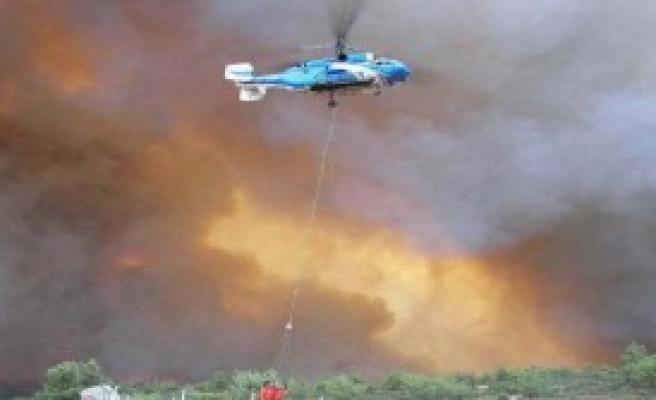 Manisa'da Orman Yangınlarına Karşı Uyarı