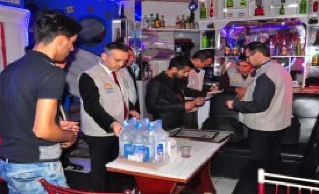 Manisa'da Sahte İçki Denetimi