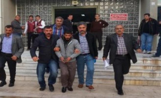 Cinayet Şüphelisi Aydın'da Yakalandı