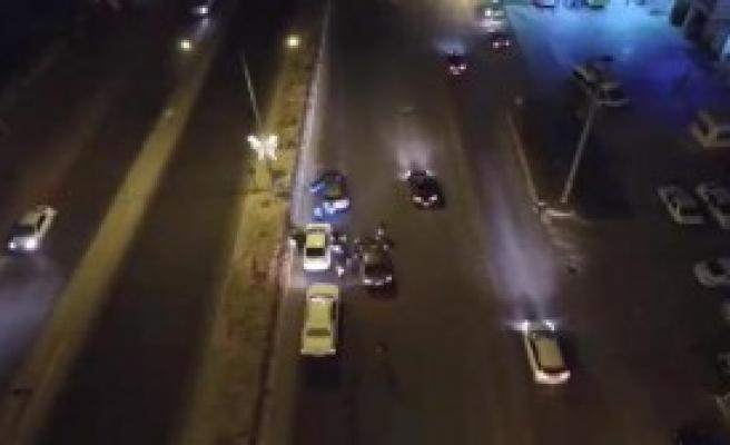Mardin'de Drone Destekli Uyuşturucu Operasyonu