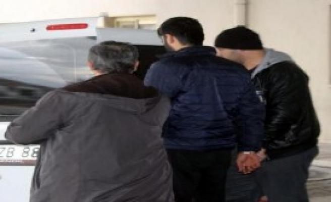 PKK'lı Şüpheli Turgutlu'da Yakalandı