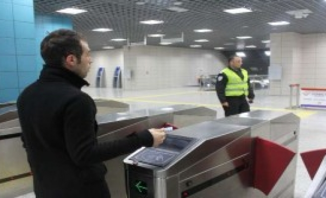 Marmaray Artık Ücretli