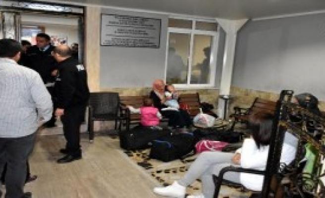 Marmaris'te 40 Kaçak Yakalandı