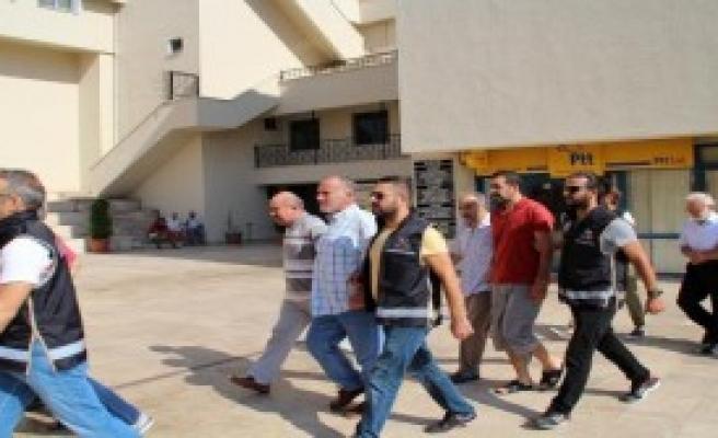 Marmaris'te 5 Kişi Tutuklandı