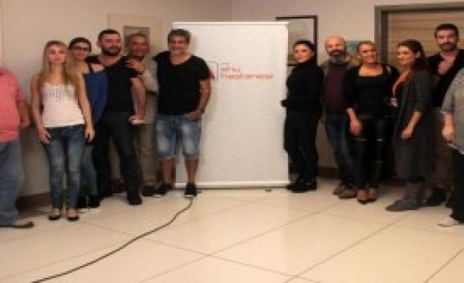 Marmaris'te 'Son Tatil' Filmi Çekiliyor
