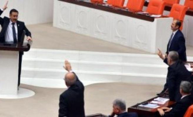 Meclis'te 'Bel'am' Tartışması