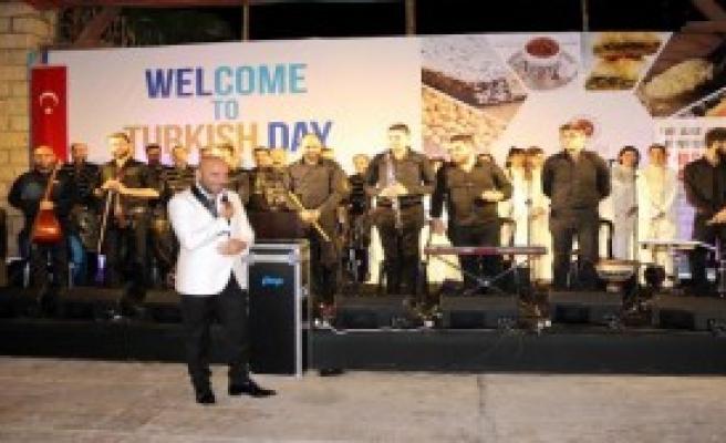 Tel Aviv'de Konser Verdi