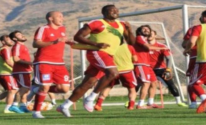 Sivasspor, Konyaspor Hazırlıklarını Sürdürdü