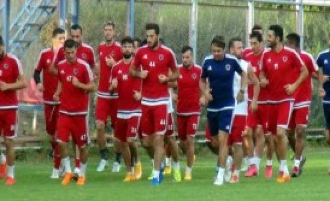 Bursaspor Maçı Hazırlıkları Başladı