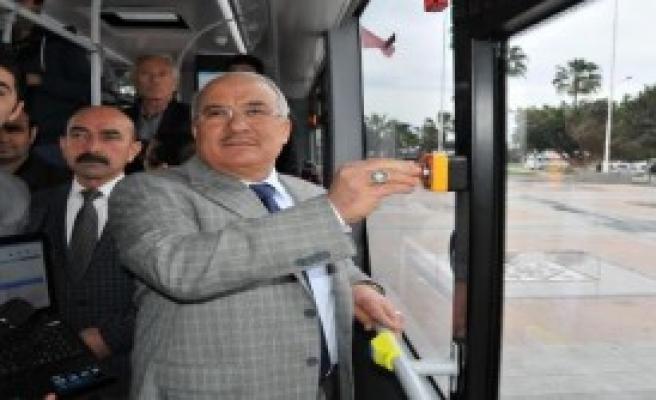 Otobüslere Takip Sistemi