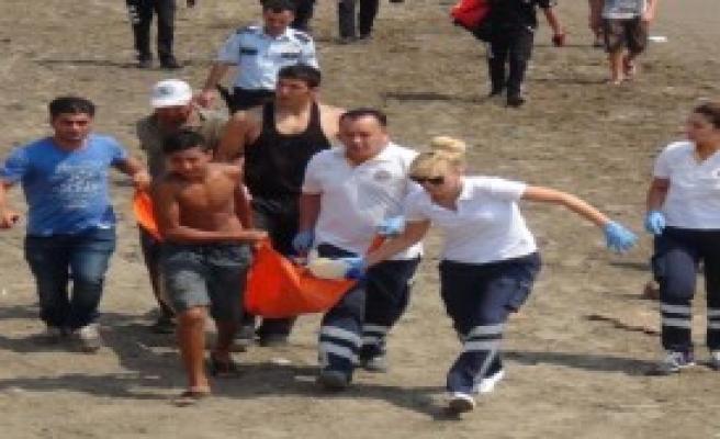 Mersin'de Denize Giren 2 Çocuk Boğuldu
