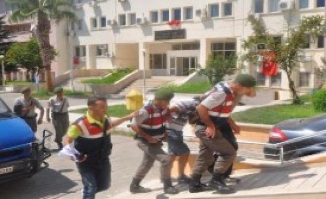 Mersin'de Hırsızlara Suçüstü