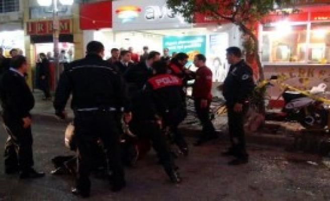 Mersin'de Lokantacıların Kavgası