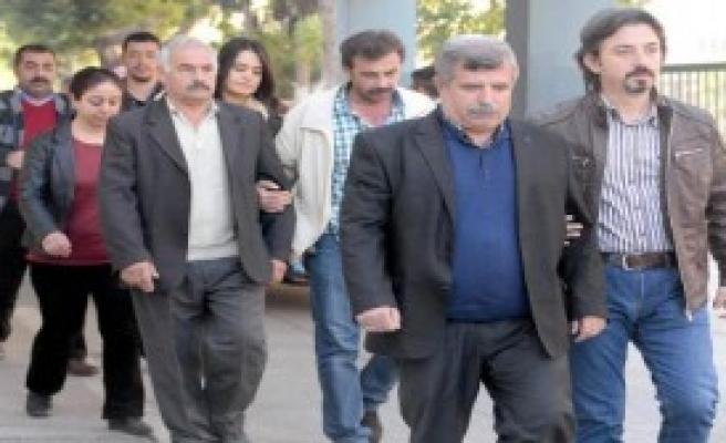 PKK/KCK Şüphelileri Serbest Bırakıldı