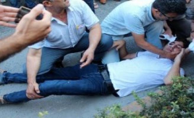 Mersin'de Protestocu Gruba Ateş Açıldı; 2 Yaralı
