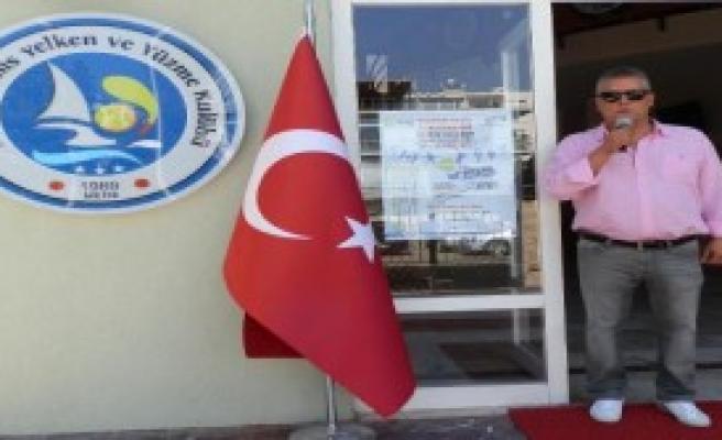 Mersin'de Tenis Heyecanı