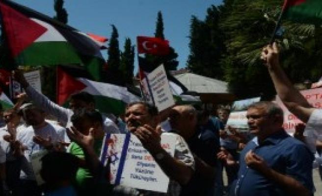 Mescid-İ Aksa'da Müdahalelerine Sinop'tan Tepki