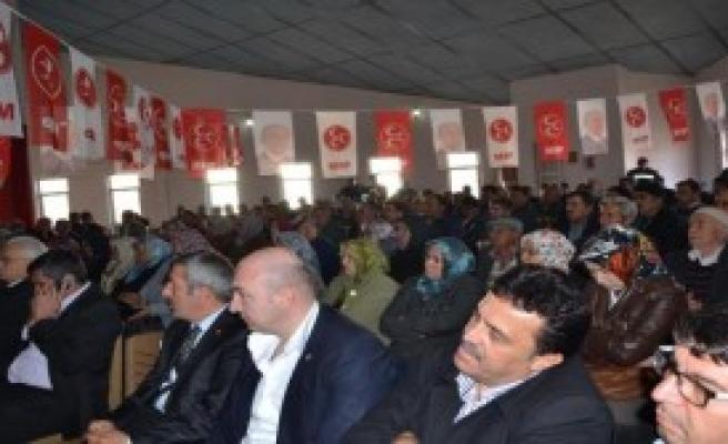 MHP'li Ayhan'dan Eleştiriler