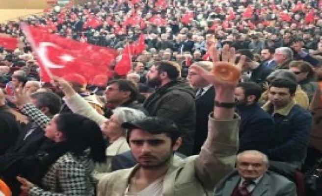 'hayır' Kampanyası İçin Ankara'da Bir Araya Geldi