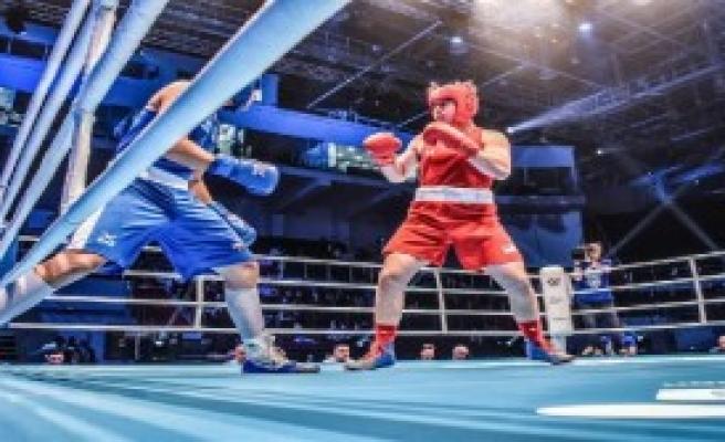 Milli Boksör Tuğrulhan Erdemir, Dünya Gençler Şampiyonu Oldu