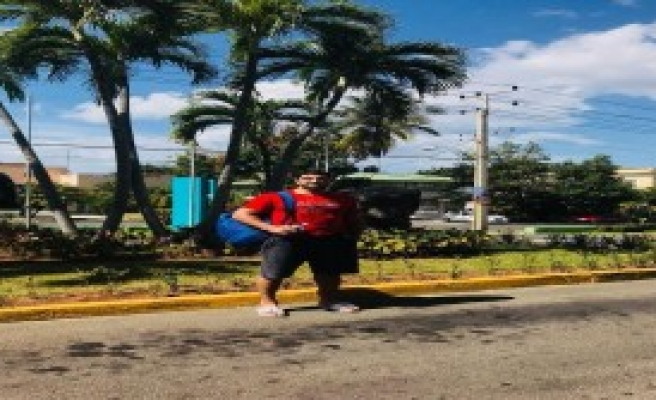 Taha Akgül Küba'da Hazırlanıyor