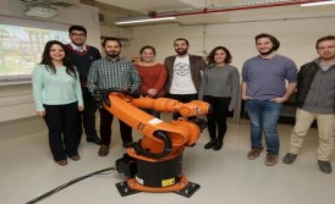 Mimaride Robot Teknolojisi