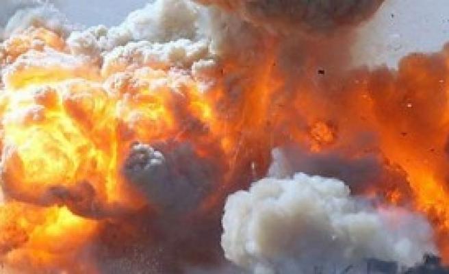 Fabrikada Patlama: 5 Ölü