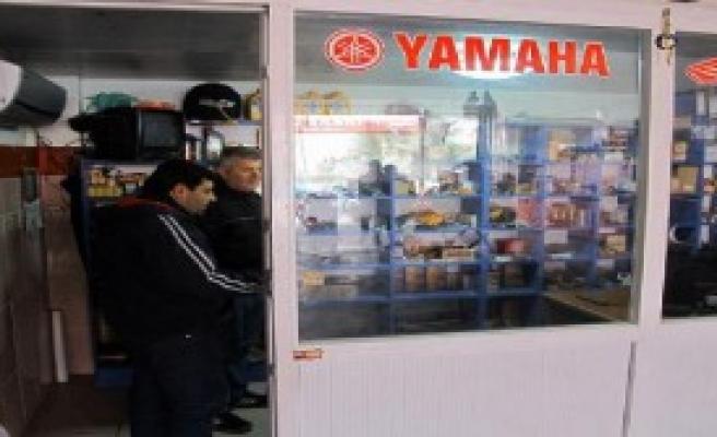Manisa'da Müthiş Hırsızlık