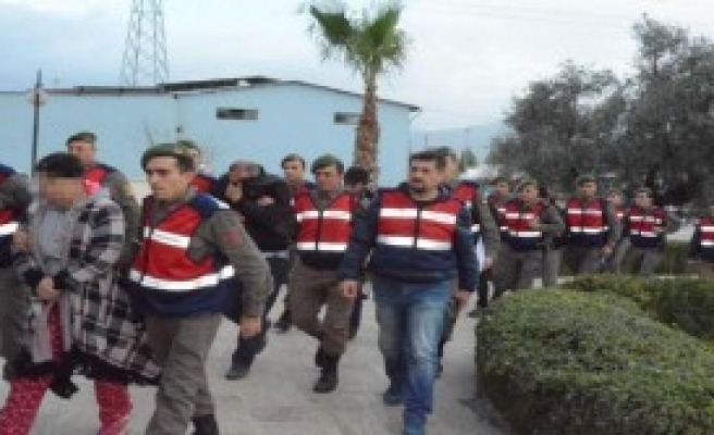 Muğla'da 'Hırsız' Operasyonu: 10 Gözaltı