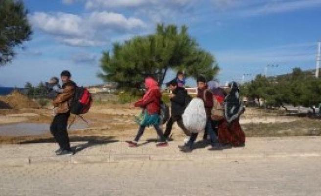 Mülteci Akını Durmuyor